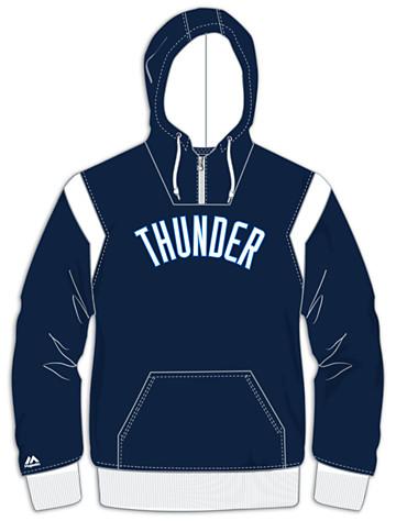 NBA Starter 1/4-Zip Hoodie | Available in 6 colors