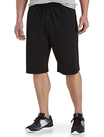 Harbor Bay® Cotton Shorts ( Active Bottoms )