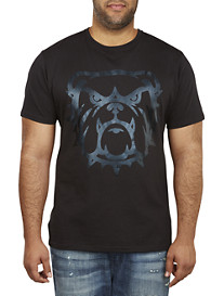 MVP Collections Bulldog Graphic Tee