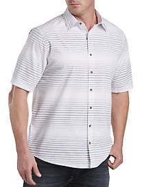 True Nation Stripe Sport Shirt