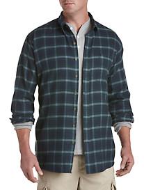 Harbor Bay Medium Plaid Flannel Shirt