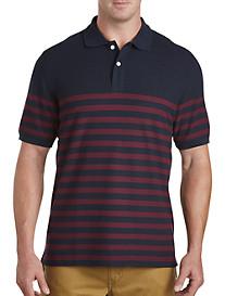 Harbor Bay® Stripe Polo