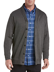 Oak Hill® Shawl-Collar Pullover