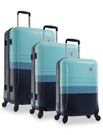 Nautica® 3-Piece Hardside Luggage Set