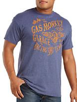 Gas Monkey Racing Team Graphic Tee