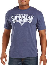 Strong Like Superman Graphic Tee