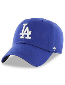 '47 Brand MLB L.A. Dodgers Clean Up Hat