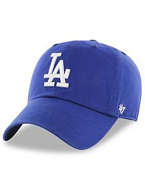 '47 Brand MLB L.A. Dodgers Clean Up Baseball Cap