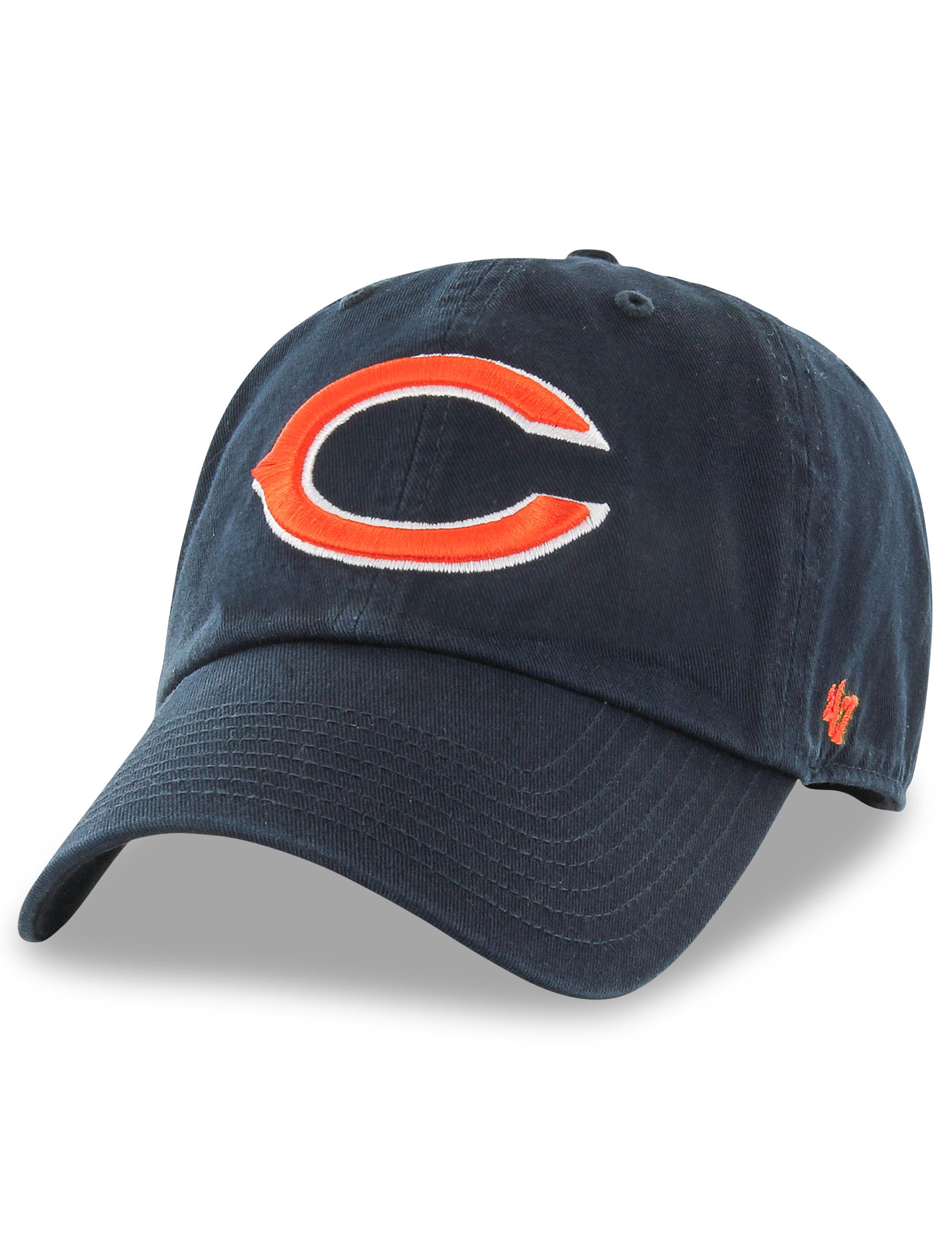 628e8745a526d 47 Brand NFL Chicago Bears C Logo Clean Up Baseball Ca  6XuXh1207462 ...