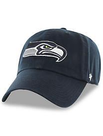 '47 Brand NFL Seattle Seahawks Clean Up Baseball Cap