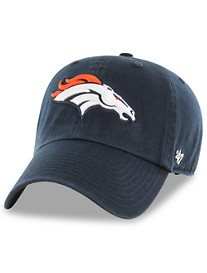 '47 Brand NFL Denver Broncos Clean Up Hat