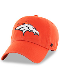 '47 Brand NFL Denver Broncos Clean Up Baseball Cap