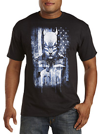 Batman Americana Graphic Tee