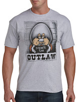 Yosemite Sam Outlaw Graphic Tee