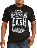 Classic Johnny Cash Graphic Tee