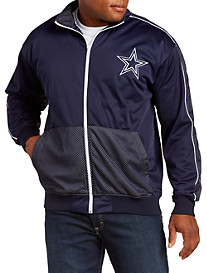 NFL Dallas Cowboys Full-Zip Track Jacket