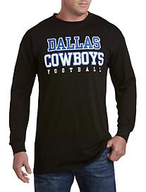 NFL Dallas Cowboys Long-Sleeve Tee