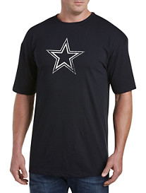 NFL 2017 Dallas Cowboys Retro Tee