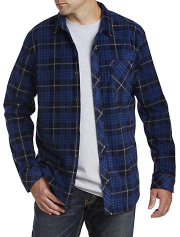 Navy Fleece & Sweatshirts