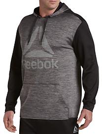 Reebok Delta Large Logo Hoodie