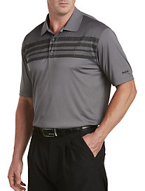 Reebok Golf Speedwick Chest Graphic Polo