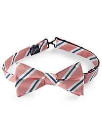 Oxford Stripe Bowtie