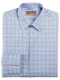 Geoffrey Beene® Medium Check Dress Shirt