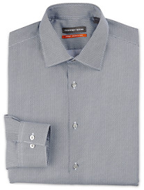 Geoffrey Beene® Small Geo-Print Dress Shirt
