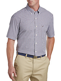 Nautica® Mini Tattersall Sport Shirt