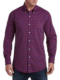 Nautica® Check Stretch Poplin Sport Shirt