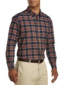 Nautica® Tartan Plaid Sport Shirt
