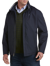 Nautica® Knit-Collar Jacket