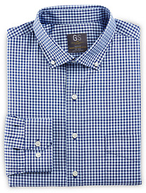 Gold Series Tonal Small Check Dress Shirt