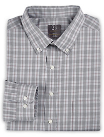 Gold Series Plaid Dress Shirt
