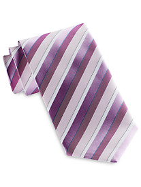 Geoffrey Beene® Up and Down Stripe Tie