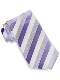 Geoffrey Beene® Moon Dust Stripe Tie