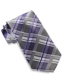 Geoffrey Beene® New Moon Plaid Tie