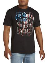 Patriot Monkey Graphic Tee