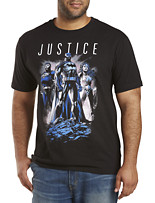 Justice League Graphic Tee