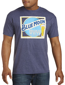 Blue Moon Graphic Tee