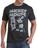 Retro Mickey Mouse Graphic Tee