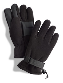New York Glove Company Finger Logic, Adjustable Fleece Gloves