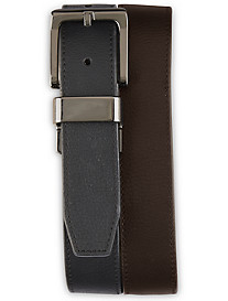 Harbor Bay® Reversible Gunmetal Belt