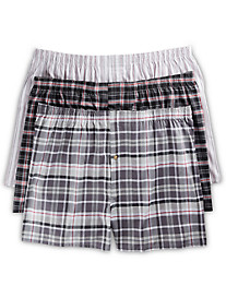 Harbor Bay® 3-PK Stretch Boxers