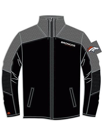 Majestic® NFL Colorblock Full-Zip Track Jacket - $80.00