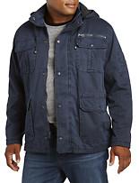 PX Clothing Welt Patch Jacket