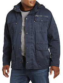 PX Clothing Welt Patch Jacket
