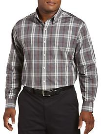 Oak Hill Large Plaid Sport Shirt
