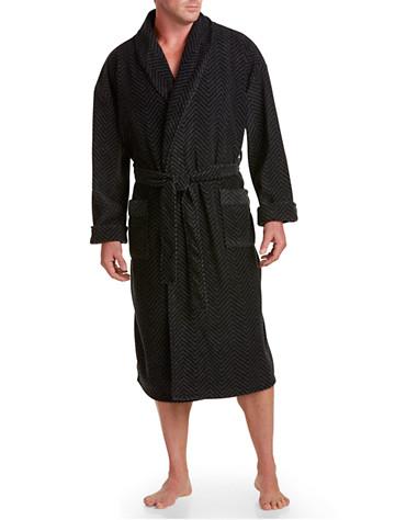 Harbor Bay® Fleece Robe