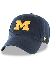 '47 Brand Collegiate Clean Up Baseball Cap